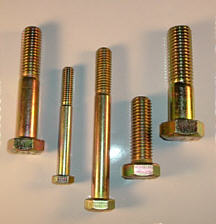 Huge Selection Of Grade 8 Bolt at A1 Racing Products